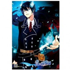 Плакат Ao no Exorcist #1