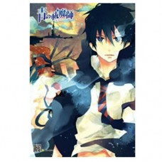 Плакат Ao no Exorcist #2