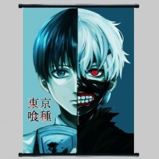 Текстилно Пано - Tokyo Ghoul - Two Sided