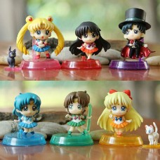 Sailor Moon  -  Blind Box - фигурки #1