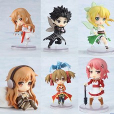 Sword Art Online - Blind Box - фигурки