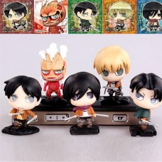 Attack on Titan - Blind Box - фигурки